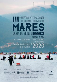 "A Mostra Internacional de Cinema Documental ""Mares da Fin do Mundo"" marcha da fin do mundo"