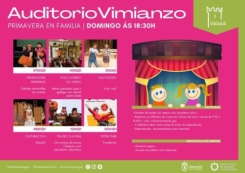 Programa familiar en Vimianzo
