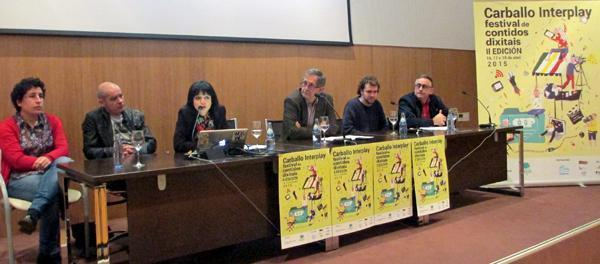Presentacion oficial do II Festival Carballo Interplay