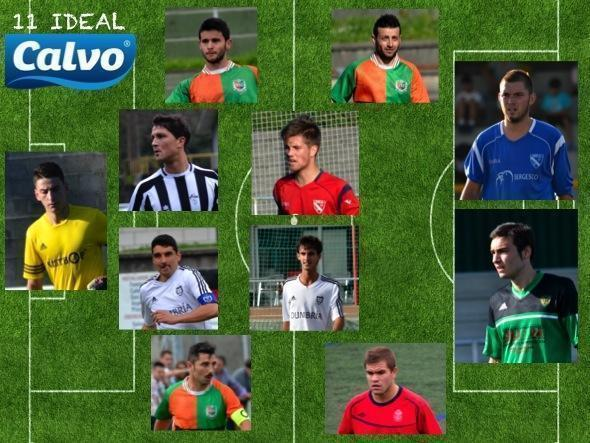 Premio Calvo 11 Ideal Futbol da Costa