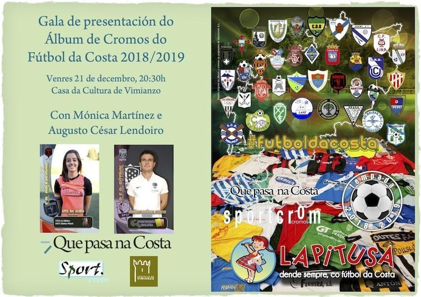 Cartel invitacion album cromos 2018 copiaCartel invitacion album cromos 2018 copia