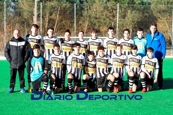 Outes FC cadete