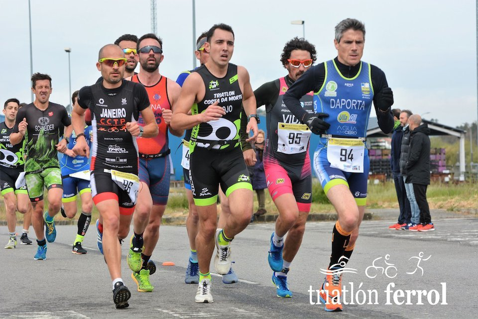Triatlon Costa da Morte en Ferrol 3
