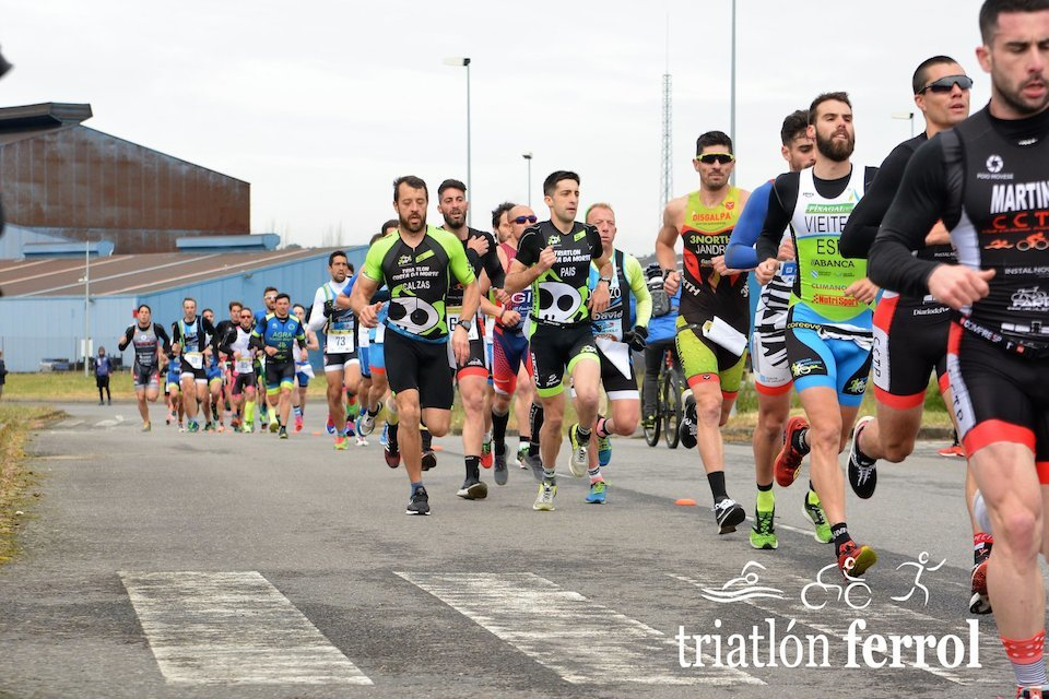 Triatlon Costa da Morte en Ferrol 2