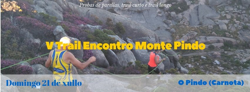 V Trail Encontro Monte Pindo 2019 copia