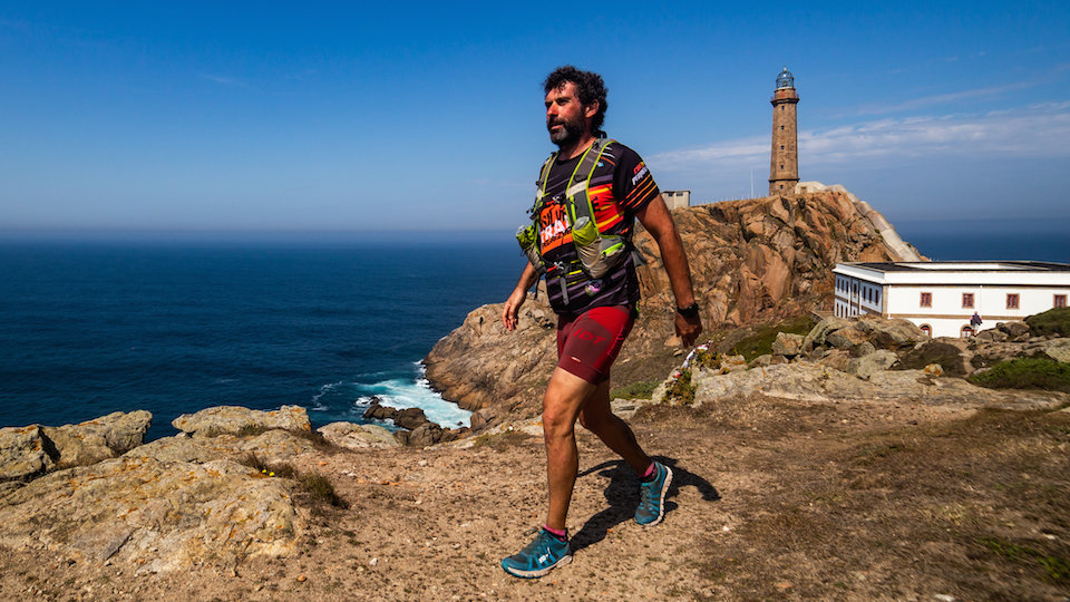 Grand Trail Costa da Morte polo Cabo Vilan